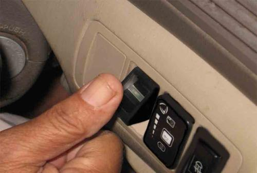 Biometric Vehicle Access