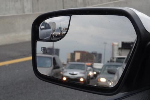 Blind spot mirrors - eexterior accessories