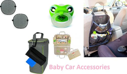 Car accessories for babies