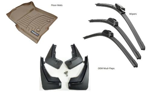 Car accessories for winters