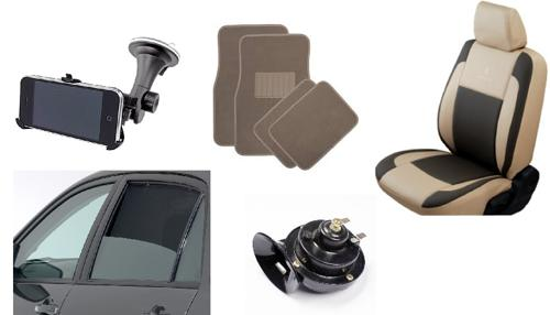 Car accessories to make your journey pleasant