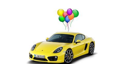 Car baloon payment
