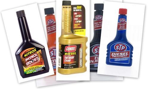 Car oil additives