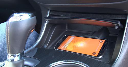 Chevrolets active phone cooling technology
