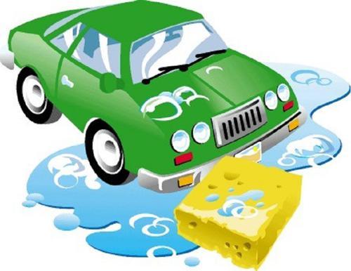 Eco-friendly car washing