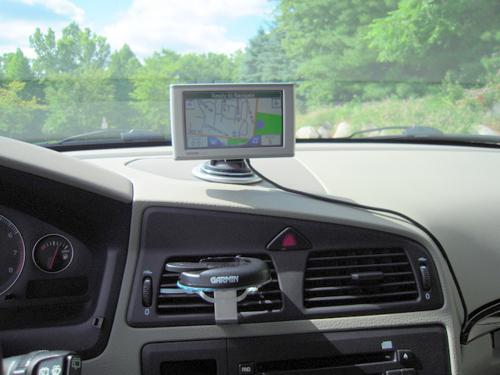 GPS Mount - Useful Car Accessory
