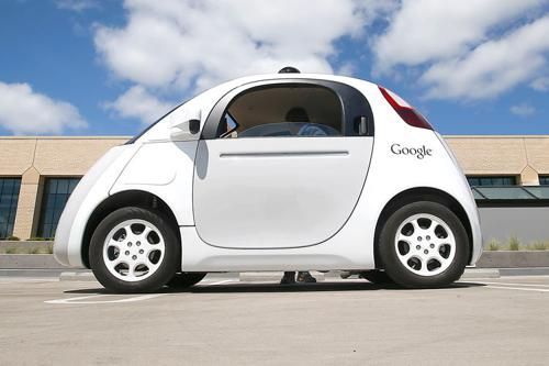 Googles self-driving car