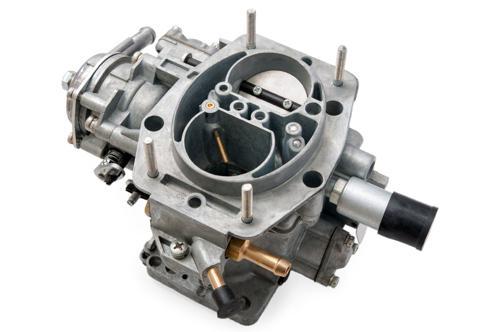 How does a car carburetor work