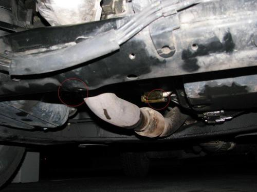 How to check for engine oil leak