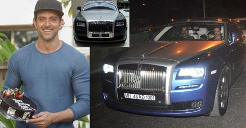 Image result for Rolls-Royce Ghost Series II hrithik