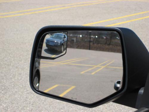 Importance of blind spot mirrors