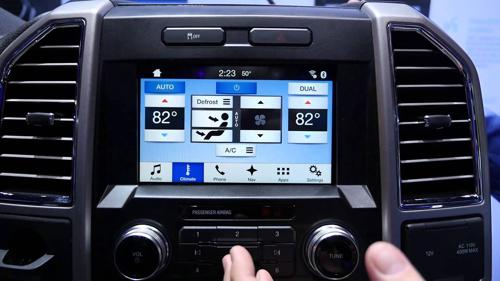 The ford sync 3