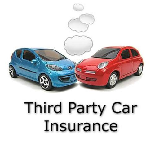 Third-party car insurance