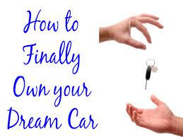 Tips on how to find and buy your dream car