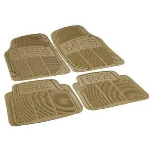 Types of car mats for various car makers