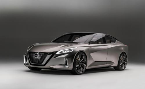 Nissan V-motion