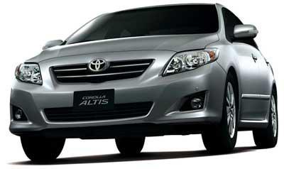 Toyota Corolla Altis - CarTrade.com