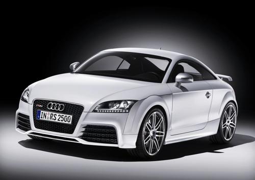 Audi TT RS Sporty Power House