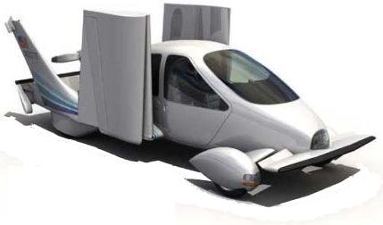 World's First Flying Car