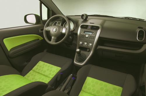 Maruti Ritz Steering