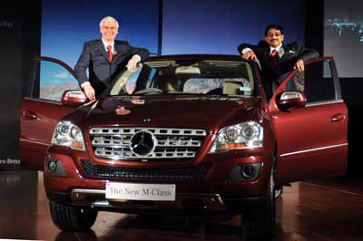 Mercedes Benz MClass