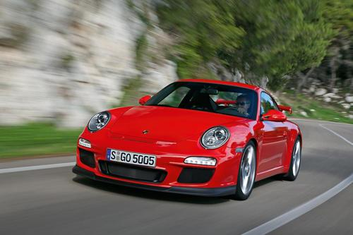 Porsche New 911 GT3