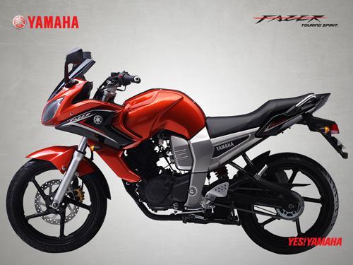 Yamaha FZ Frazer
