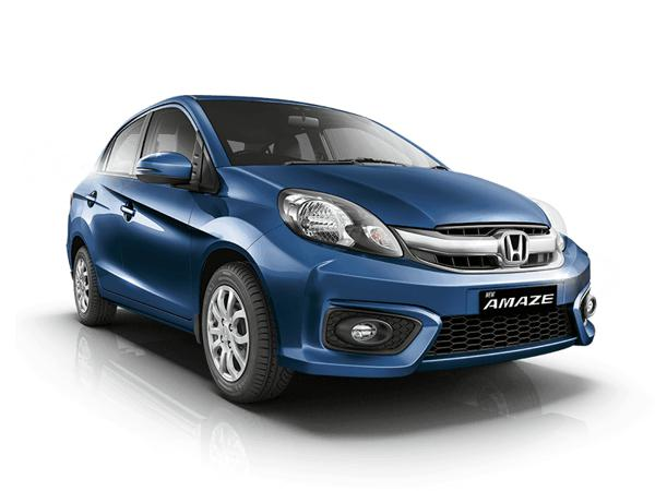 Honda Amaze reaches two lakh units sold milestone in India