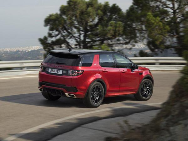 2017 Discovery Sport