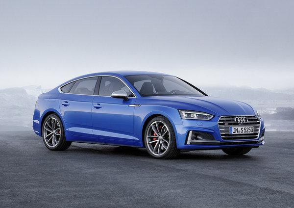 Audi A5 and S5 Sportback imported to India before world debut