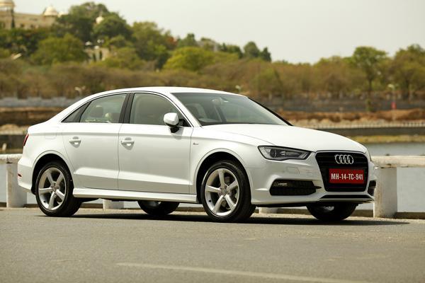 Audi A3 Exterior Images 12