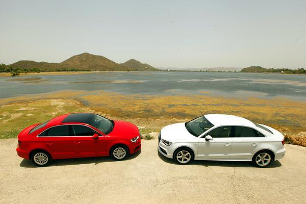 Audi A3 Exterior Images 13