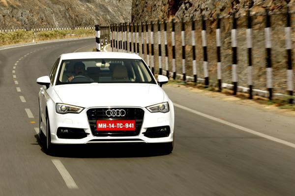 Audi A3 Exterior Images 2