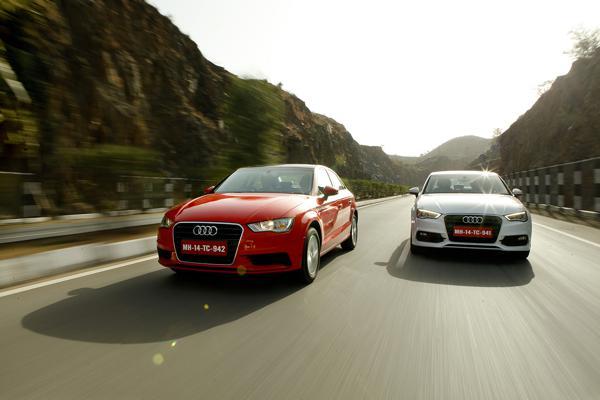 Audi A3 Exterior Images 3