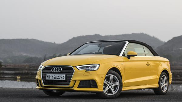 2017 Audi A3 Cabriolet First Drive Review - CarTrade