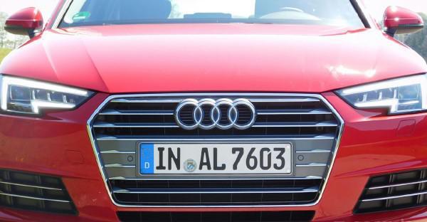 Audi New A4 Exterior 72444