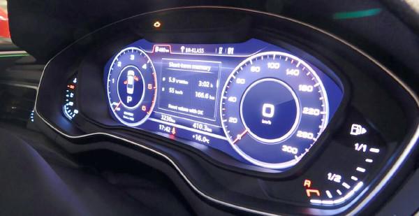 Audi New A4 Interior 72451