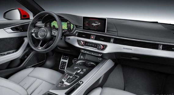 Audi New A4 Interior 72454