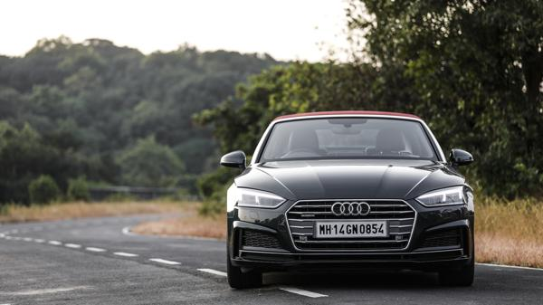 Audi A5 Cabriolet First Drive Review