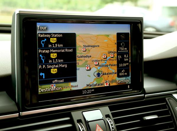 Audi A6 Matrix Image 1
