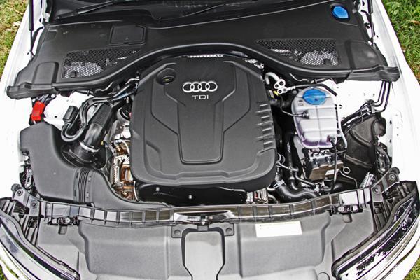 Audi A6 Matrix Image 22