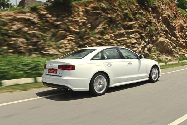 Audi A6 Matrix Photos 15