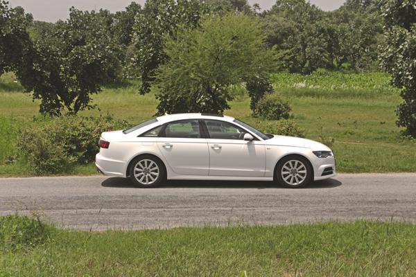 Audi A6 Matrix Photos 2
