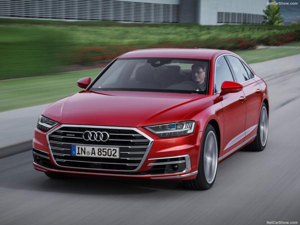 Next gen Audi A8L