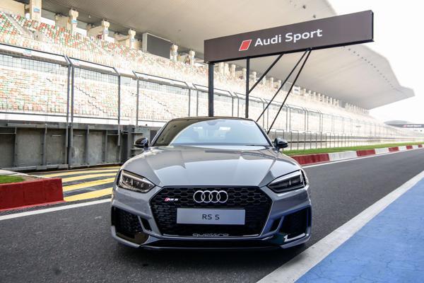 Audi Sportscar Experience 2018 - CarTrade