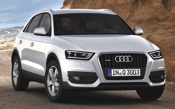Audi to increase models in 'Q' range, three new models in the pipeline.