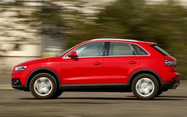 Audi Q3 Photos 12