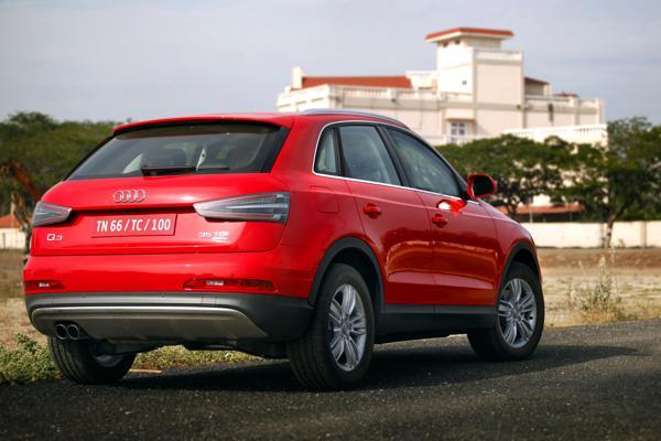 Audi Q3 Photos 8