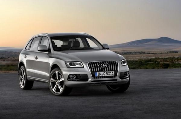 Audi to increase models in 'Q' range, three new models in the pipeline