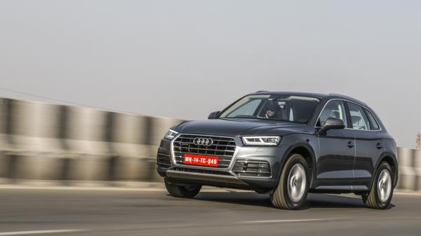 2018 Audi Q5 Quattro First Drive  - CarTrade